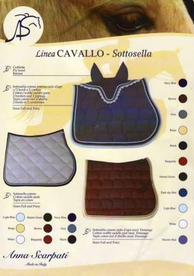Anna Scarpati - Linea Cavallo