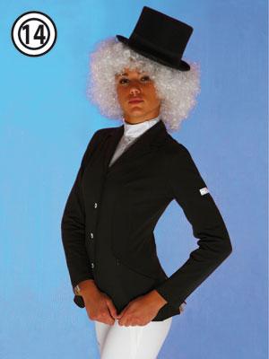 Animo collezione primavera estate 2009: giacca donna da concorso modello Qubik