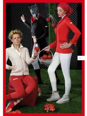 Animo collezione autunno-inverno 2009-2010: giacca donna da concorso modello Look