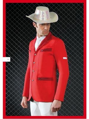 Animo collezione autunno-inverno 2009-2010: giacca uomo da concorso modello Indipendent