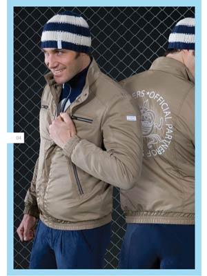 Animo collezione autunno-inverno 2009-2010: giubbotto uomo modello Inganno