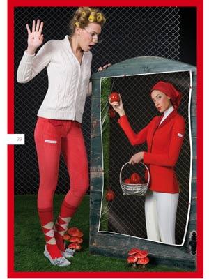 Animo collezione autunno-inverno 2009-2010: pantalone equitazione donna modello Nord