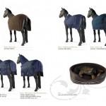Nuova collezione coperte invernali - Equiline