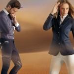 Pantalone uomo modello Mipiaci, Giacca donna in tessuto silverdry modello Lei - Animo