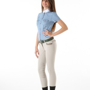 Animo Italia pantalone donna modello Nolimit Cop